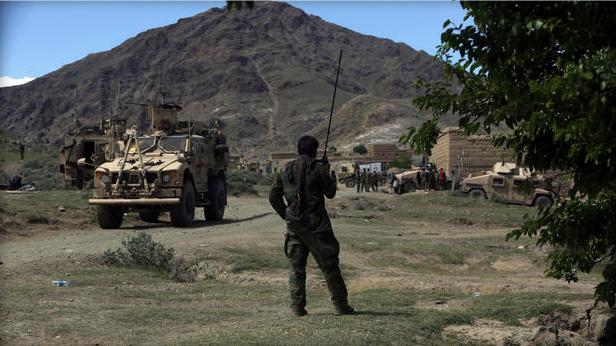 Leader of ISIS in Afghanistan killed in April raid, Pentagon say
