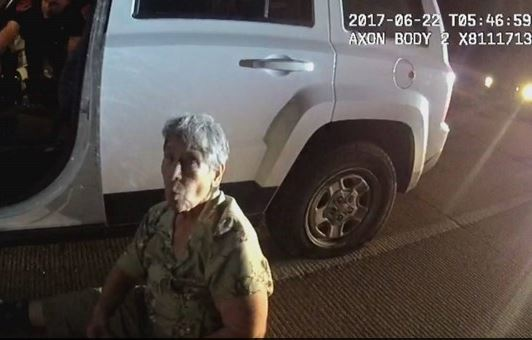81-year-old out for 'coffee' leads police on pursuit