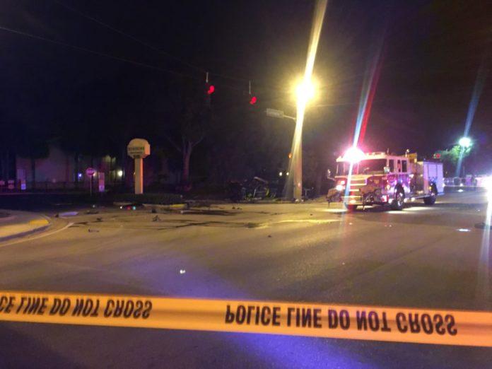 Summerlincrash Dead In Fiery Fort Myers Crash Wink News