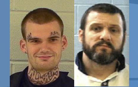 Authorities say escaped Georgia inmates captured