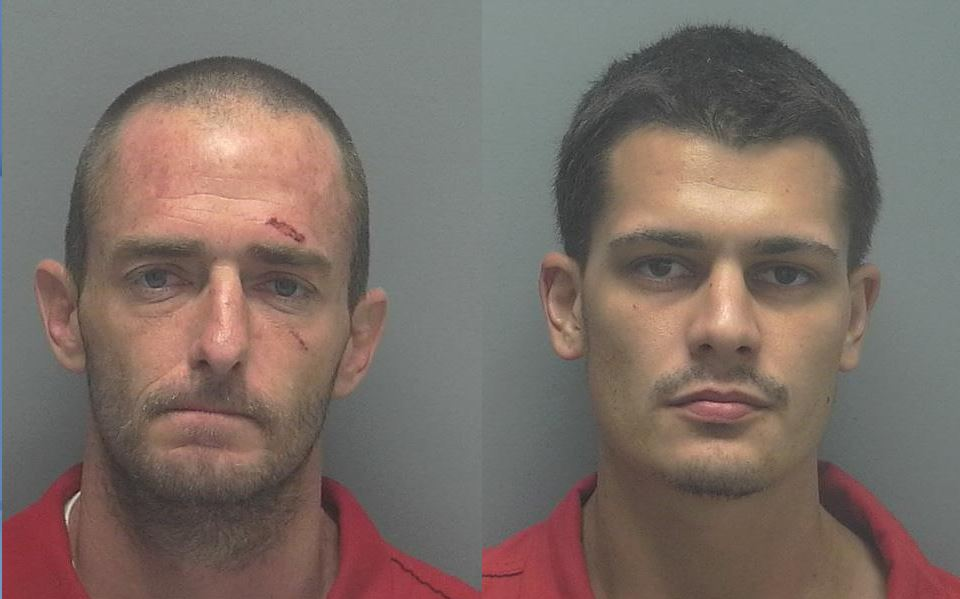 2 arrested in south fort myers walmart tv thefts