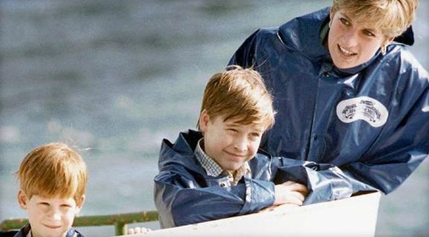Prince William Says Diana Would Have Been a