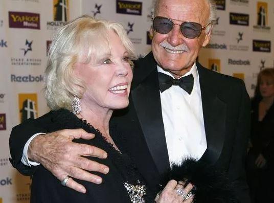 Joan Lee, wife of comics icon Stan Lee, dies at 93