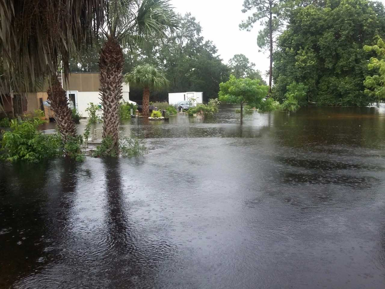 Heavy rain, storms cause flooding in SWFL | WINK NEWS