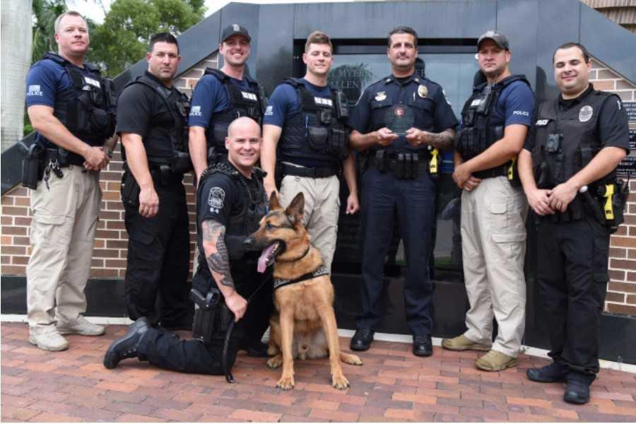 Focus Lee County >> FMPD's Gang Suppression Unit named 'Florida Gang Unit of ...