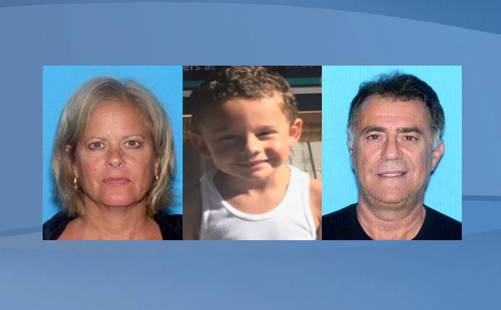 Amber Alert issued for 4-year-old Palm Beach County boy