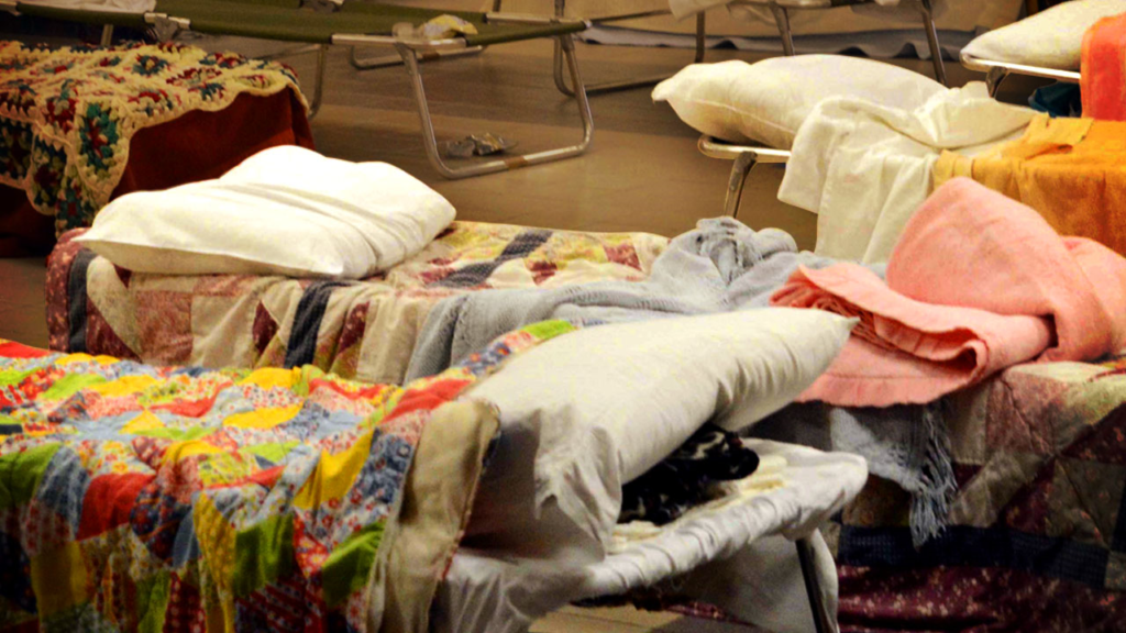 Cold weather shelters open up in SWFL ahead of plunging temps