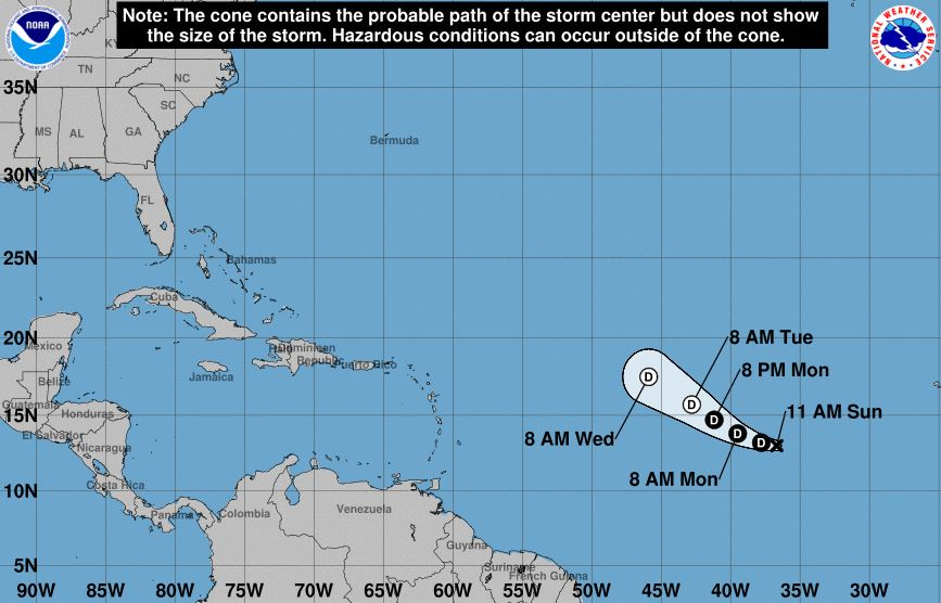 Hurricane Jose could bring strong winds, rain to Big Apple