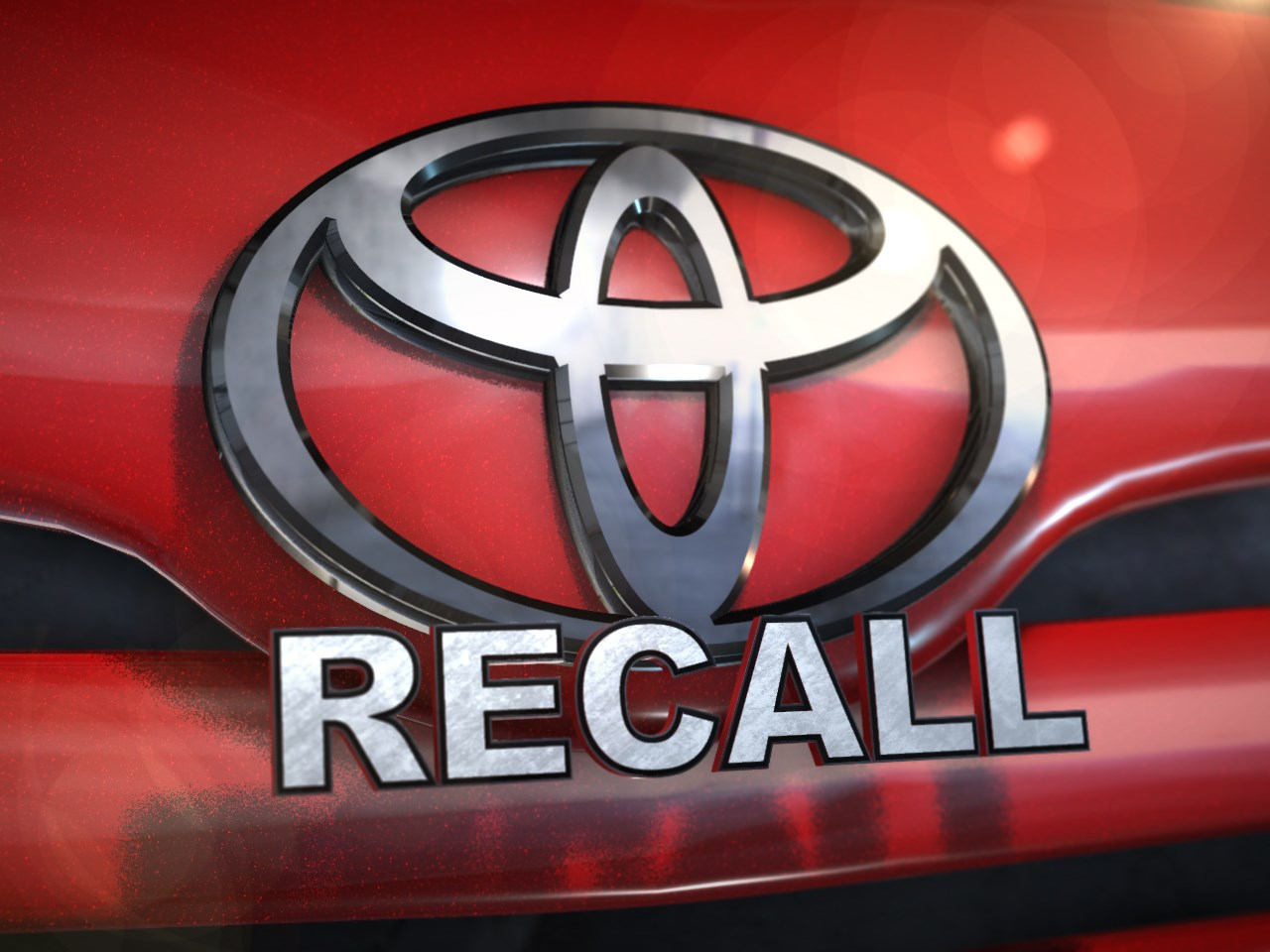 Toyota recalls 310K older minivans due to issues with shift lever