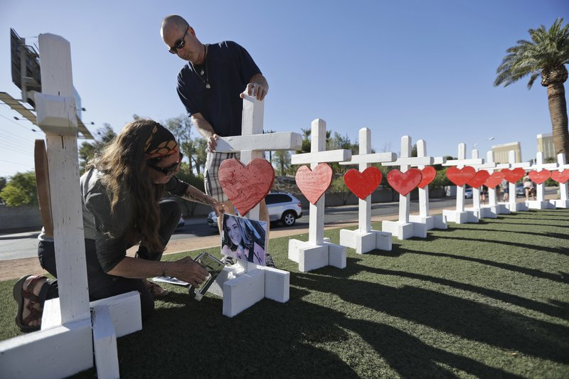 Evidence suggests shooter of Las Vegas massacre had plans for Boston