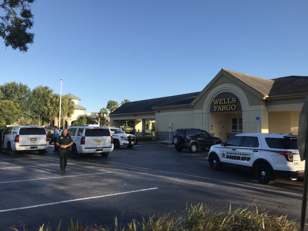 Weston man arrested in connection with Naples bank robbery