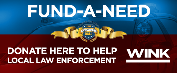 Donate Here to Help Law Enforcement