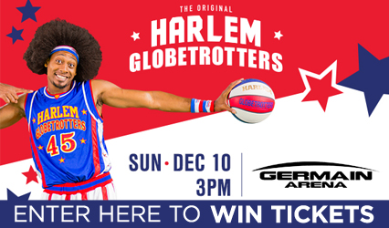 Win Globetrotters Tickets