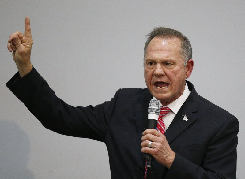 Aide says Trump 'discomfort' why he's not stumping for Moore