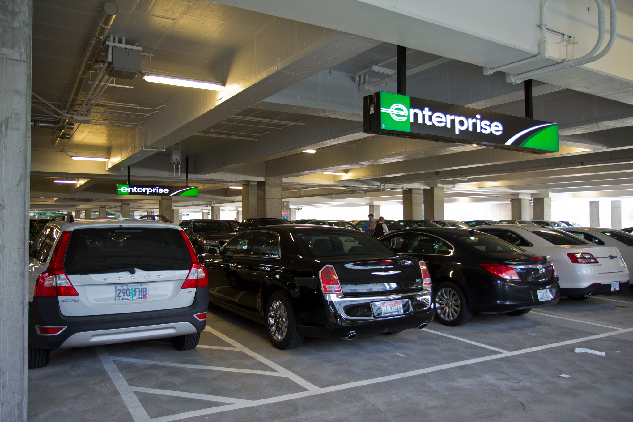 Enterprise Car Rental Boston