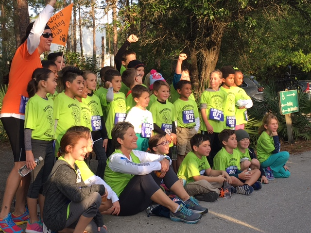 Metro-McGregor Kiwanis 10th annual Calusa Bug Chase 5K run