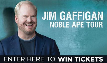 Jim Gaffigan Contest