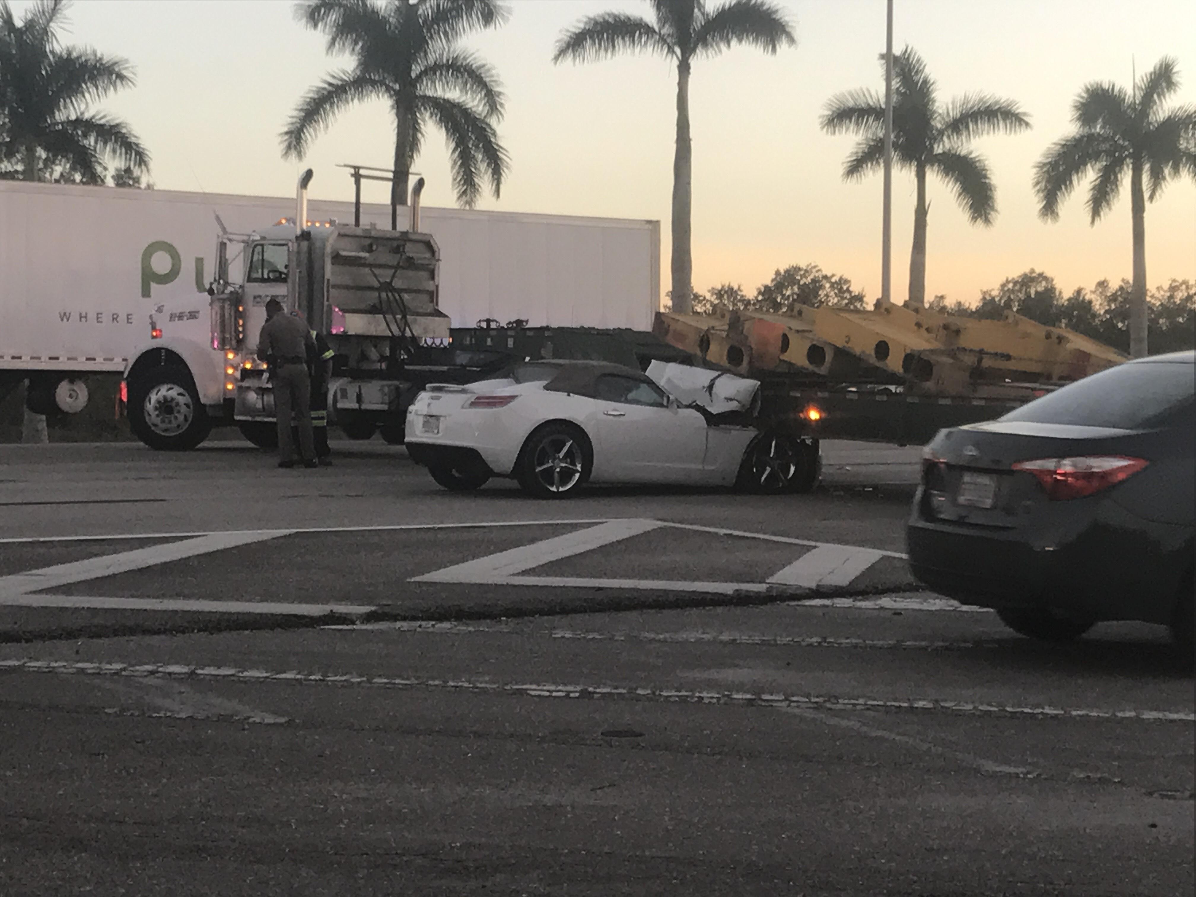 Punta Gorda Car Accident