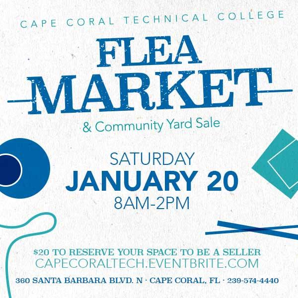 Flea Market and Community Yard Sale