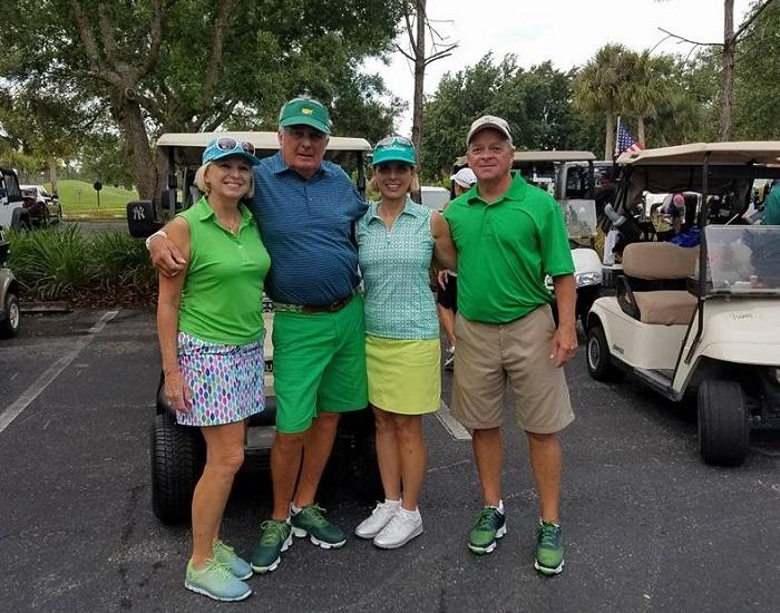 Junior Achievement's Breaking Par Golf Tournament