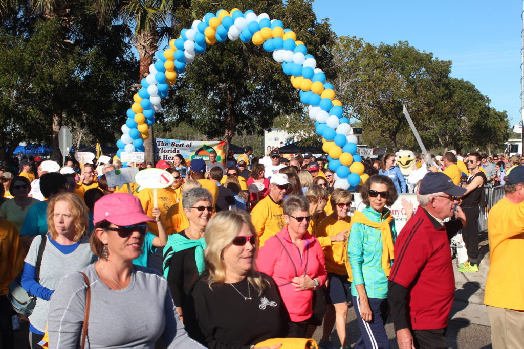 WINK Feeds Families Hunger Walk helps Southwest Florida families
