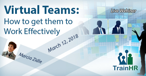 Virtual Teams: How to get them to Work Effectively
