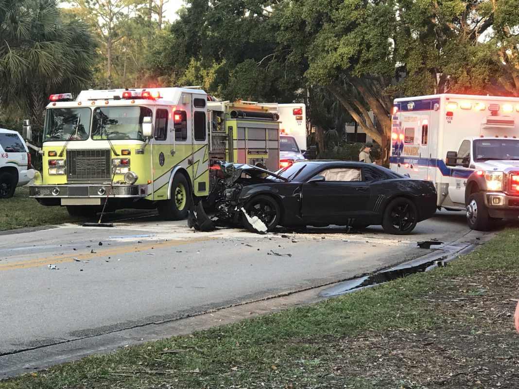 Cadillac Of South Charlotte >> Naples firefighter tracks down driver accused of causing crash