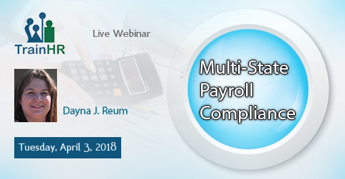 Multi-State Payroll Compliance
