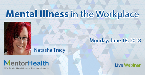 Webinar on Mental Illness in the Workplace