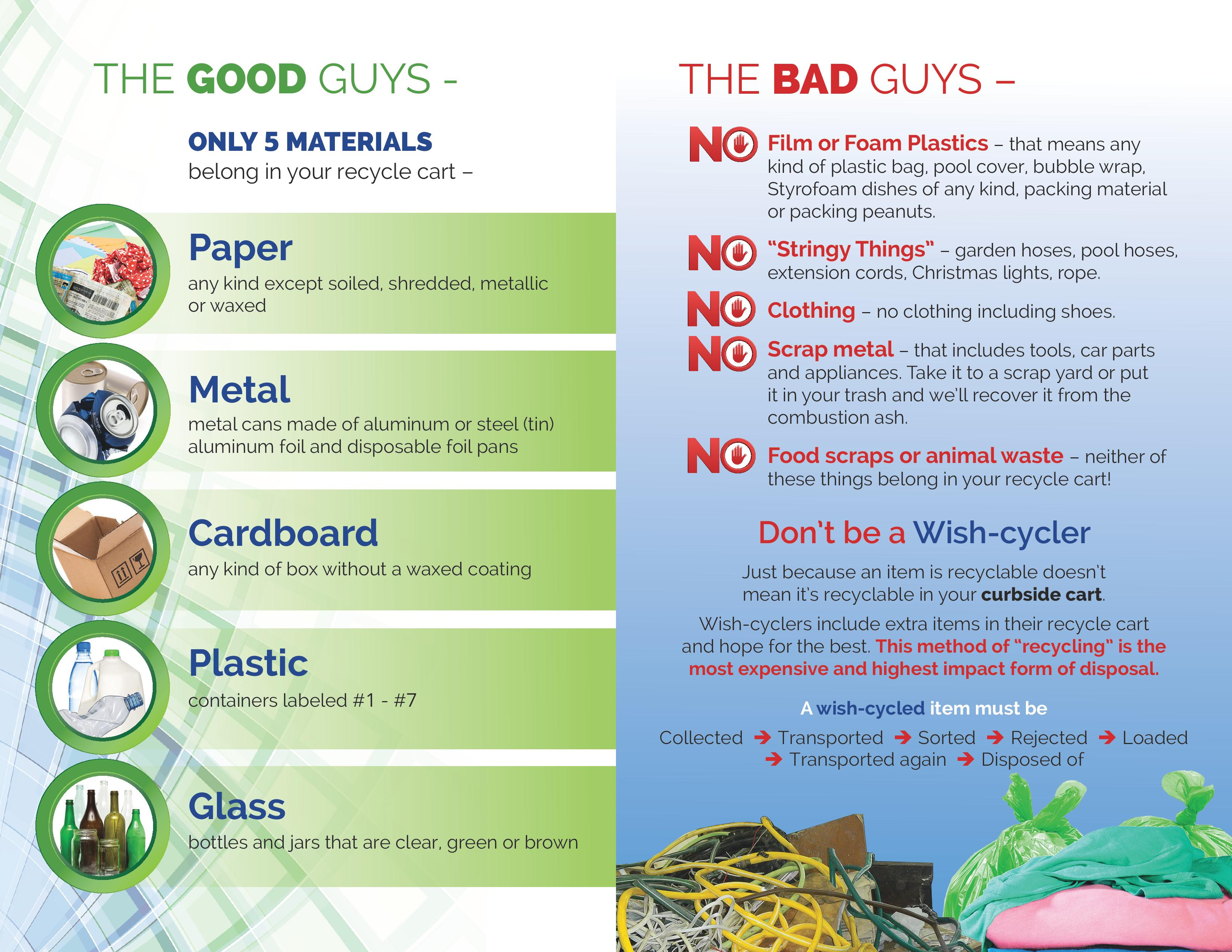 Charlotte County Leads The Way In Florida With Recycling