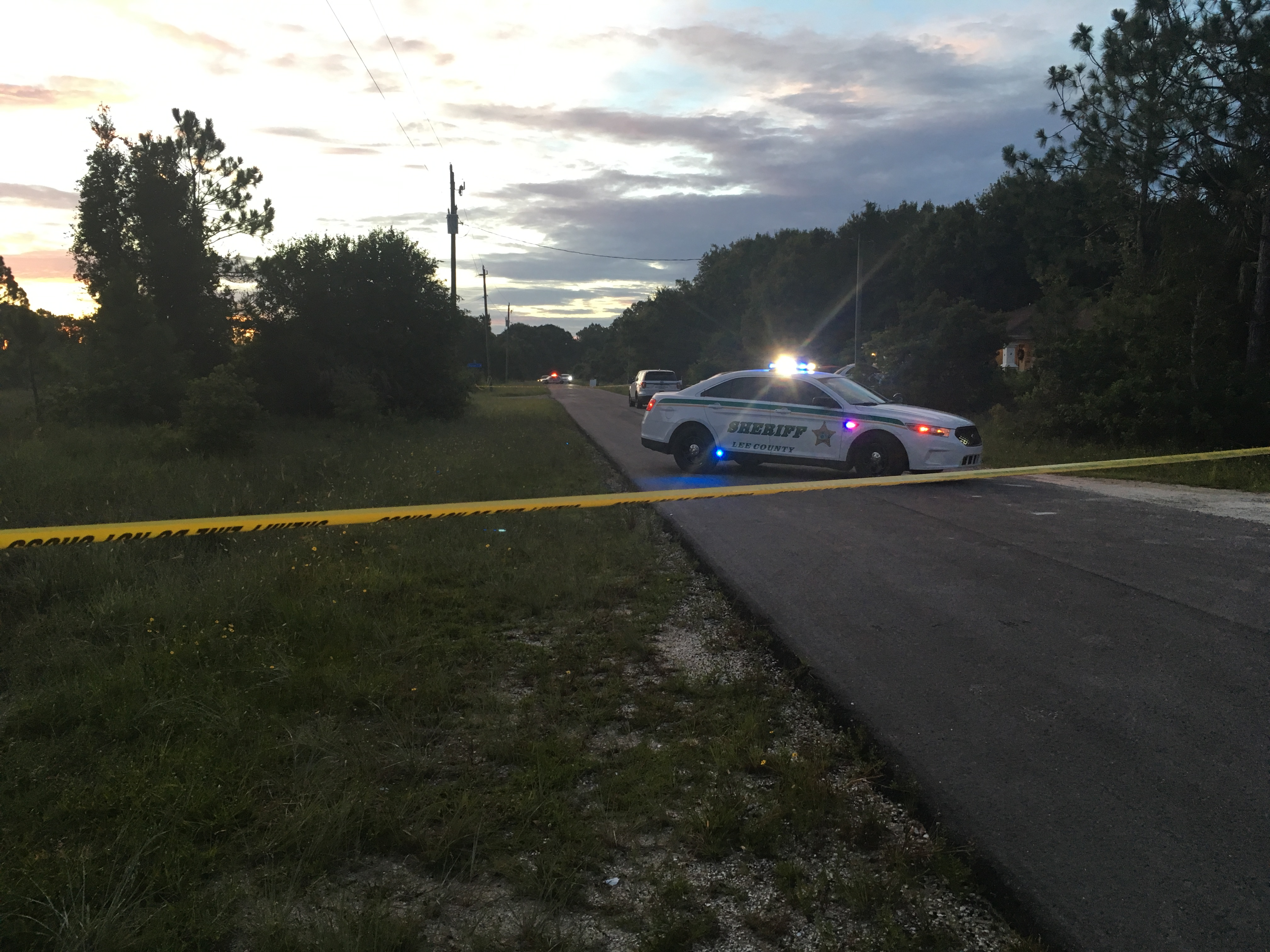 Police: Man and woman found shot to death in murder