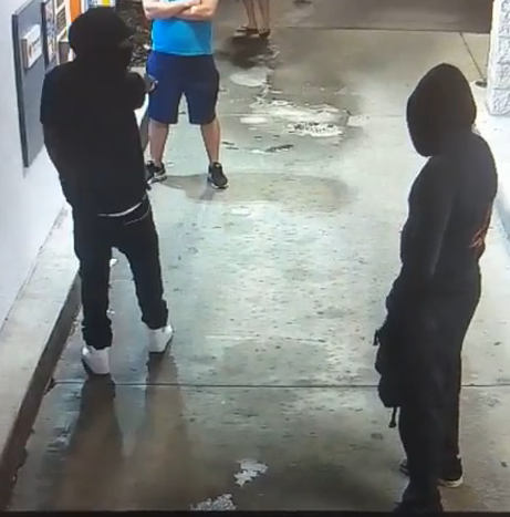 Suspects sought after shooting, attempted armed robbery in ...