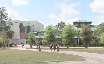 FILE- Florida Gulf Coast University campus (WINK News)