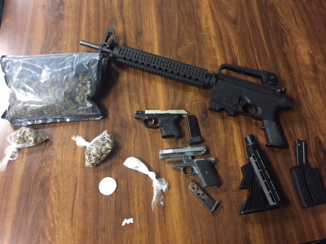 9 arrested in Lee County gang investigation after bust nets