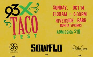 Taco Fest at Riverside Park