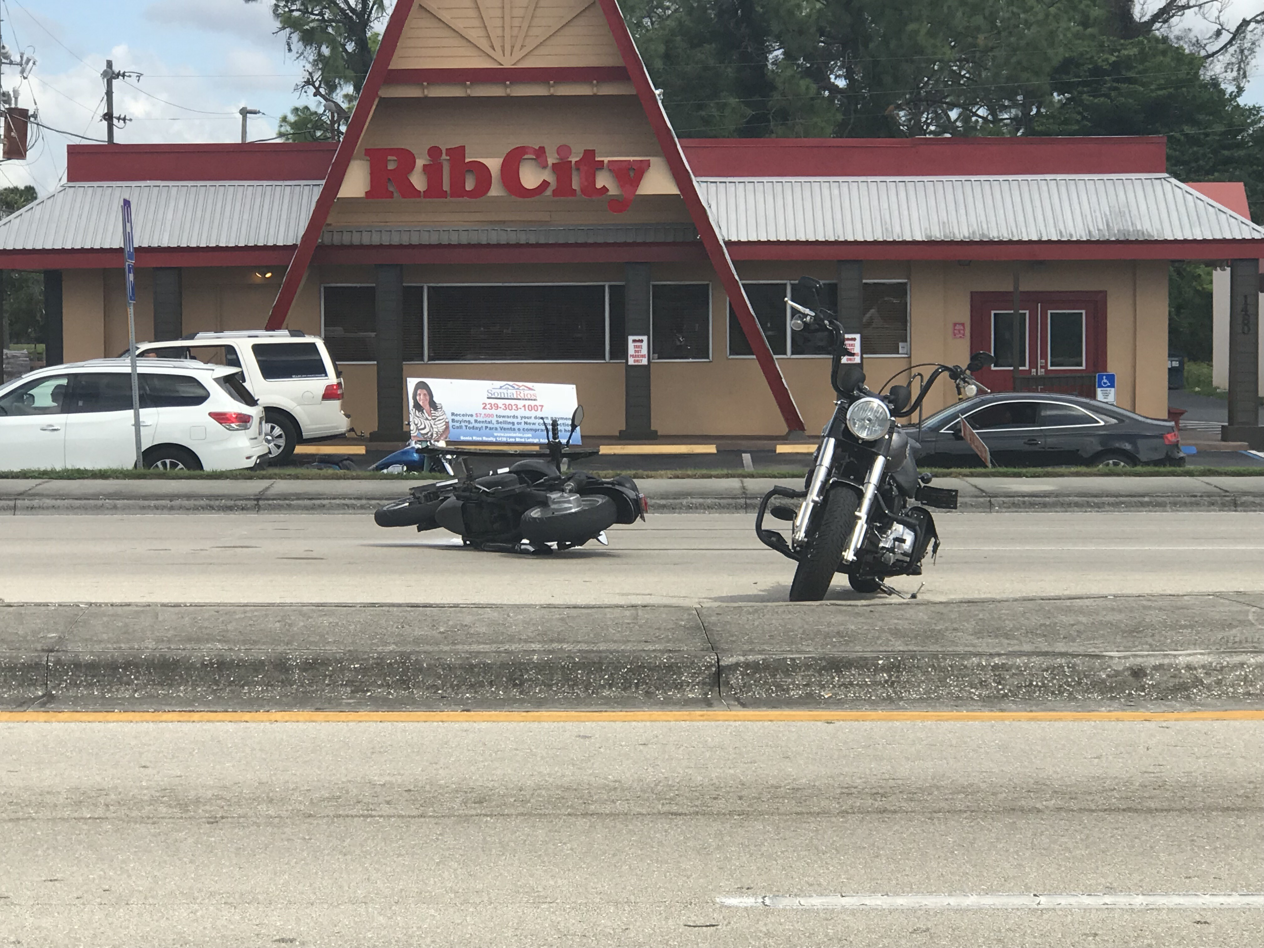 Fort Myers Man Dies In Motorcycle Crash Sunday Morning