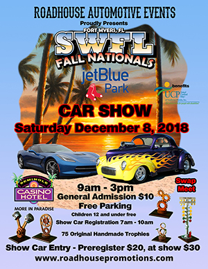 SWFL Fall Nationals Car Show