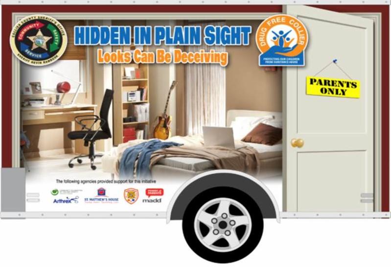 """Hidden in Plain Sight"" trailer shows parents how kids can ..."