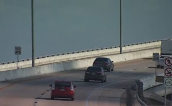 Construction will be done on the Cape Coral and Midpoint Bridge, among other areas. Photo via WINK News.