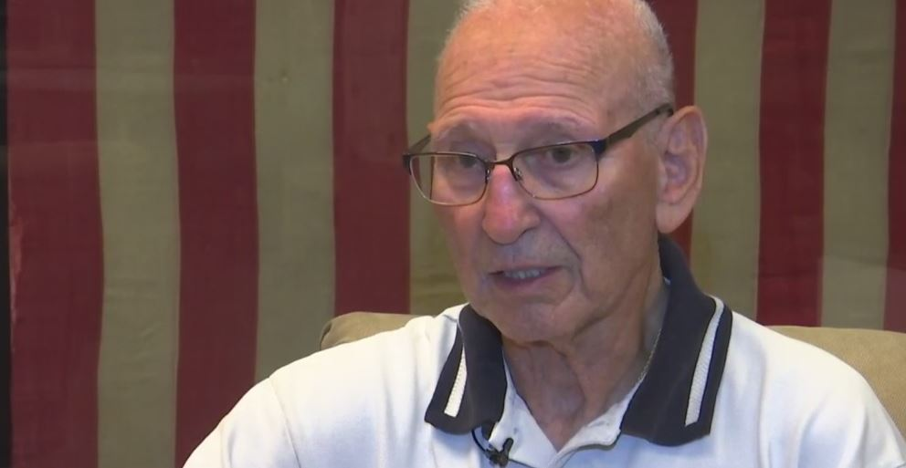 George Colum will be the Grand Marshall at the Cape Coral Veterans Day parade. Photo via WINK News.