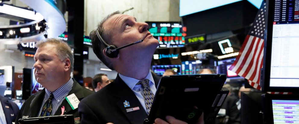 FILE- In this Dec. 28, 2018, file photo trader Jonathan Corpina works on the floor of the New York Stock Exchange. The U.S. stock market opens at 9:30 a.m. EST on Friday, Dec. 31. Photo via AP/Richard Drew.