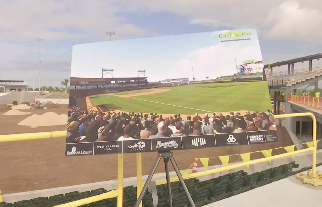 Port Charlotte Fl News >> Atlanta Braves stadium bringing jobs and enthusiasm to North Port