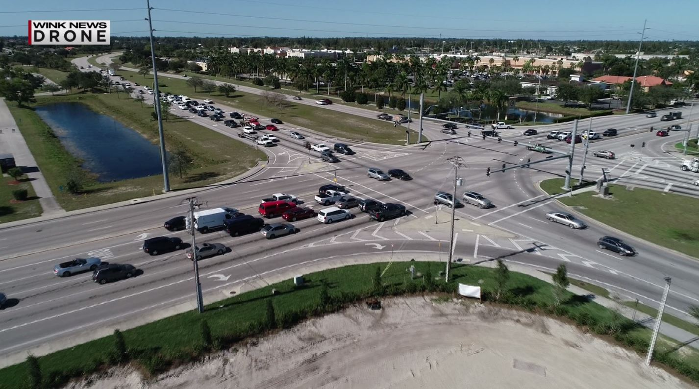 Residents worry Cape Coral population growth will further impede traffic