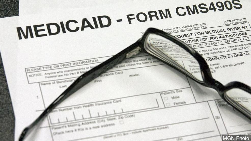 Medicaid documents. (Credit: CBS News)