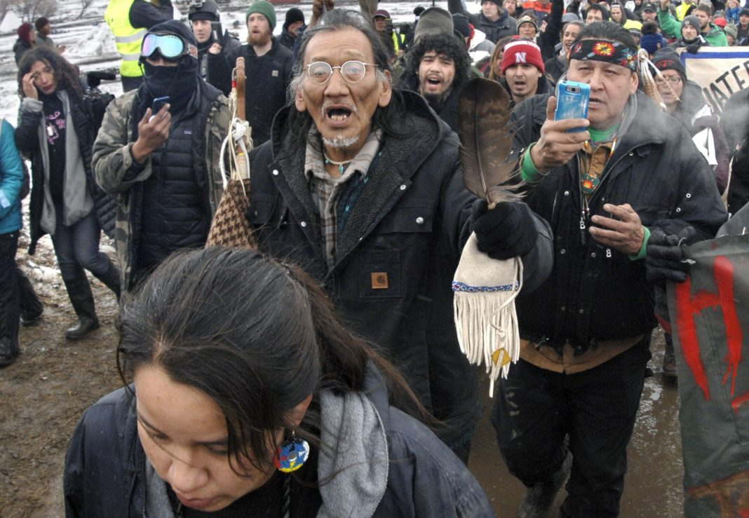 Teen Accused Of Taunting Native American I Didn T Provoke