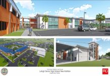 Vision of potential expansion plans. WINK News photo.