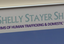 Shelter for victims of human trafficking and domestic violence. WINK News photo.