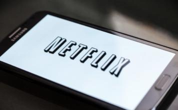 A smartphone accessing Netflix. Photo via CBS News.