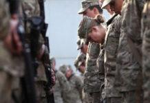 U.S. military in Afghanistan. Photo via CBS News.