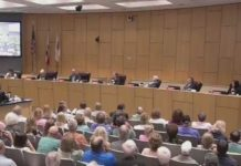 Cape Coral City Council temporarily approves alcohol sales Monday, Feb. 4, 2018. (WINK News photo)